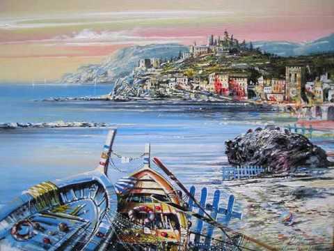Il mare di Cesare Ravasio